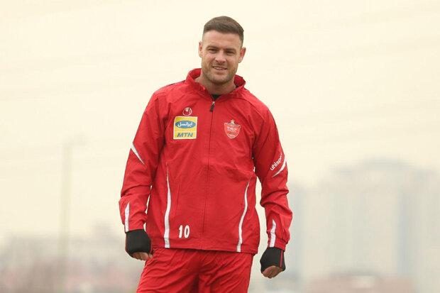 Persepolis forward Stokes goes AWOL from training
