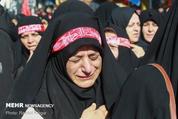 اجتماع فاطمیون در مشهد