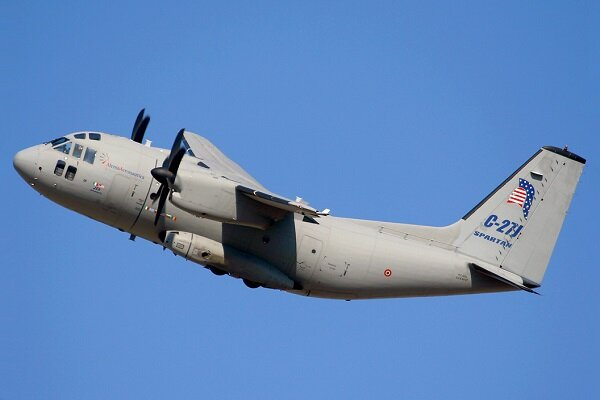 US military aircraft reportedly crashes in Iraq
