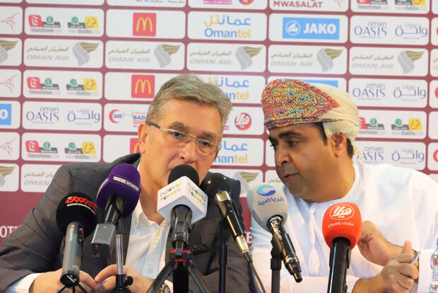 برانکو سرانجام به عمان بازگشت