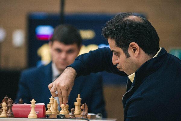 گفتگوی مهر با رکورددار شطرنج ایران در «قهرمانی» و «بهترین پیروزی»