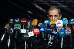 نشست خبری مشاور مقام معظم رهبری در امور بین الملل