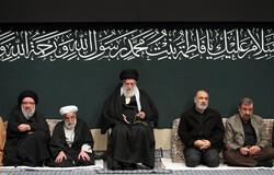 حضرت زہرا (س) کے ایام شہادت کی مناسبت سے آخری مجلس عزا منعقد
