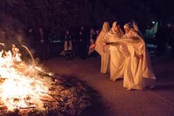 شیراز میں زرتشتیوں کا صدی کا ایک قدیم جشن