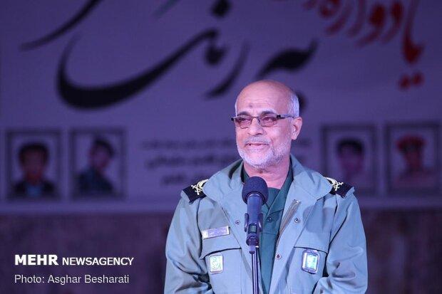 "Qeshm hosts 4th memorial ceremony of ""In Color of Art"""