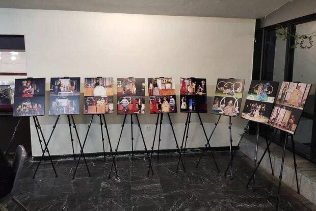 برپایی نمایشگاه عکس گروهی با عنوان «حماسه حضور» در همدان