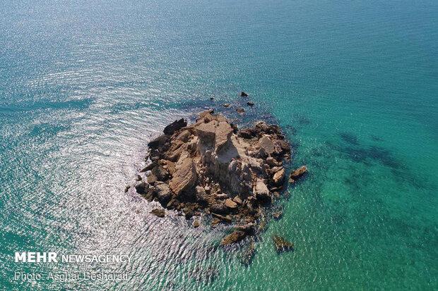 جزایر ناز، یکی از عجایب قشم