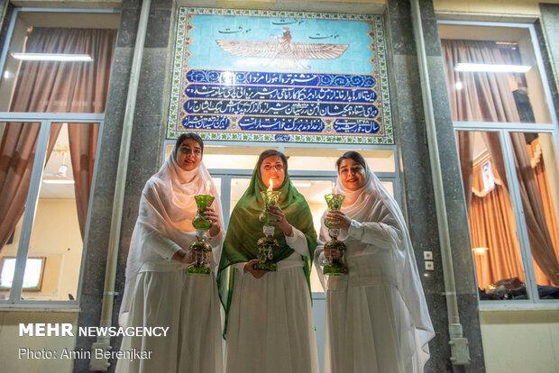 جشن سده در شیراز