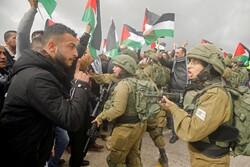اسرائیلی فوج کی فائرنگ سے 3 فلسطینی شہید