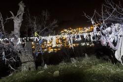 کردستان میں پیر شالیار کی سنتی تقریب