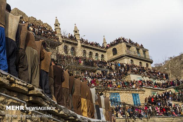 مراسم پیرشالیار ؛ آئینی به قدمت تاریخ