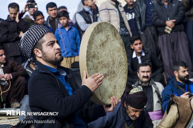 Traditional 'Pir Shalyar' rituals in Kordestan prov.