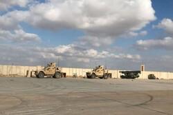 حمله راکتی به پایگاه هوایی آمریکا در جنوب موصل