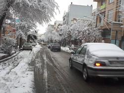 ایران میں آئندہ دو دنوں میں بارش اور برف باری
