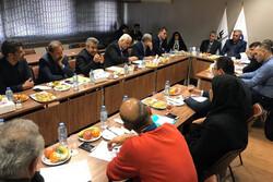 برگزاری نشست هیات اجرایی کمیته ملی المپیک با حضور عضو جدید