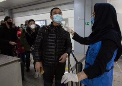 Iran suspends China flights due to coronavirus