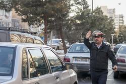 هشدار پلیس نسبت به افزایش سرعت خودروها در معابر شهری