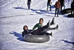 İran'da eğlenecek bir yer: Sar Aliabad Ovası