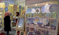 Tehran intl. exhibit seeks to boost synergy among tourism, handicrafts