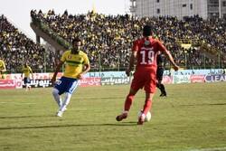Sanat Naft 0-1 Persepolis: IPL day 18