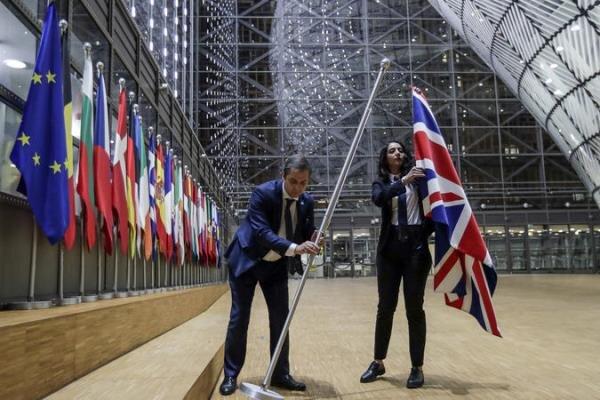 یورپین کمیشن نے برطانیہ کو انخلاء کے معاہدے کی خلاف ورزی پر نوٹس بھجوادیا
