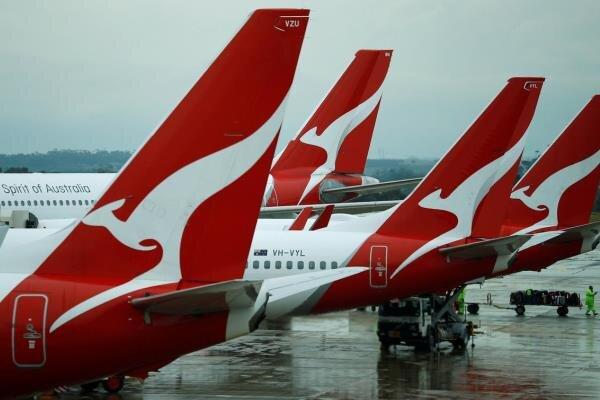 هواپیمایی ملی استرالیا پروازها به چین را لغو کرد