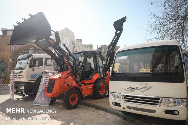 افتتاح ۵۸۱۱ پروژه عمرانی و خدماتی توسط دهیاریها در دهه فجر