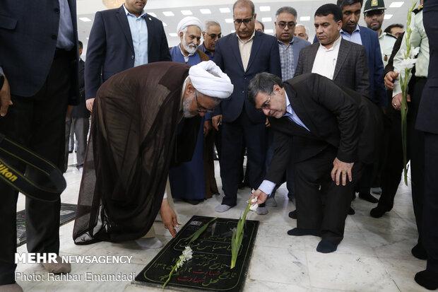 جشن آغاز دهه مبارک فجر در بندرعباس