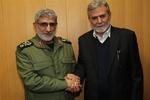 قائد فيلق القدس يؤكد مساندة إيران للحق الفلسطيني في مواجهة الجرائم الصهيونية