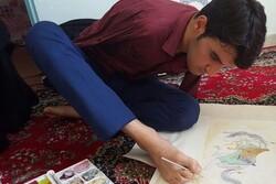 İran'ın 'engel' tanımıyan genci Rahim Azimi
