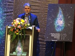 Minister of Culture and Islamic Guidance Seyyed Abbas Salehi