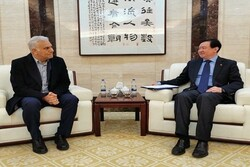 Iran's Mahan Airline keen on cooperating with China: envoy