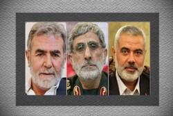 تداوم حمایت قاطع ایران از ملت فلسطین/ معامله قرن محکوم به شکست است