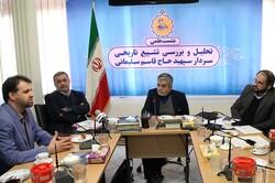 شهید سلیمانی نماد غرور ملی ایرانیان بود/ سکوت دانشگاهیان در تحلیل تشییع سردار