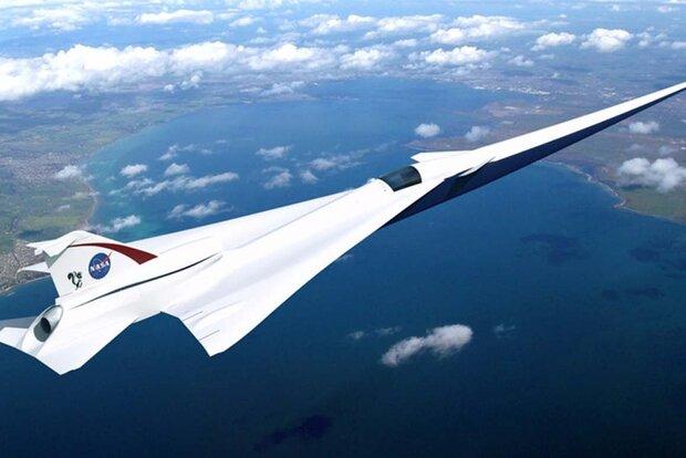 سیستم بصری برای هواپیمای مافوق صوت ناسا ساخته شد