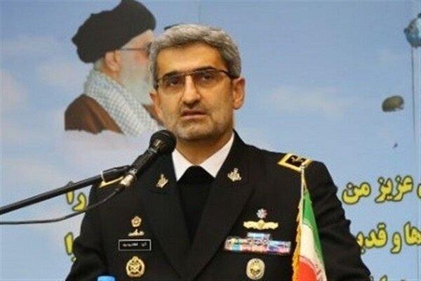 سلاح البحرية الإيرانية ضمن أقوى ثلاث قوى بحرية في العالم