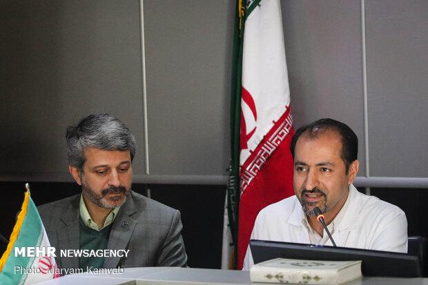 افتتاح بخش مراقبت های روزانه بیمارستان حضرت علی اصغر(ع)