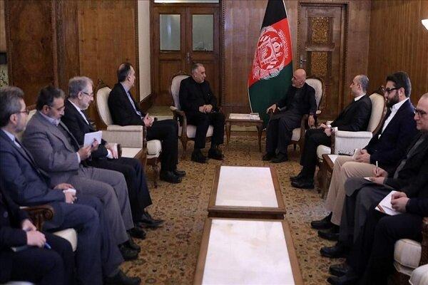 İran-Afganistan ilişkileri Kabil'de değerlendirildi