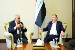اعلام حمایت کامل «عادل عبدالمهدی» از تشکیل کابینه جدید عراق