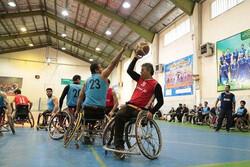 برگزاری مسابقات باشگاهی بسکتبال با ویلچر در سال جاری منتفی شد