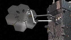 ناسا در فضا ماهواره و فضاپیما می سازد