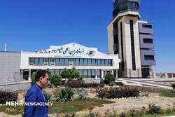 پروازهای فرودگاه بینالمللی شاهرود برقرار شد/ افتتاح طرح توسعه فرودگاه به زودی