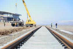 کندی در اجرای راه آهن میانه - اردبیل را بر نمیتابیم