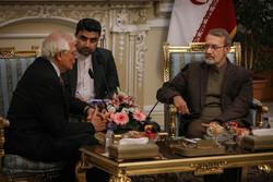 Larijani's meeting with EU's Josep Borrell