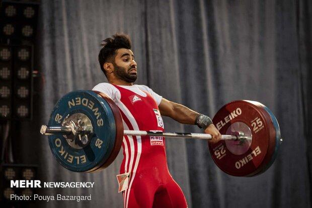 دورخیز وزنهبرداران ملیپوش برای حضور در مسابقات قهرمانی آسیا