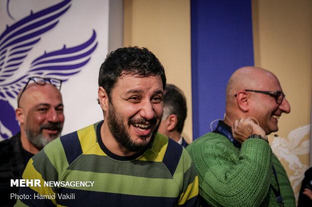 Uluslararası Fecr Film Festivali'nin 2. gününden kareler