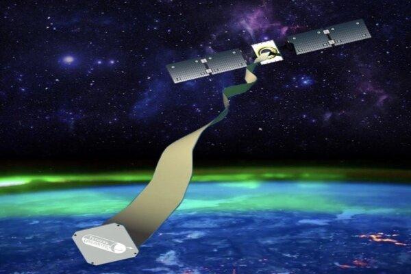 نوار و چسب رسانا ماهواره های بی استفاده را نابود می کنند