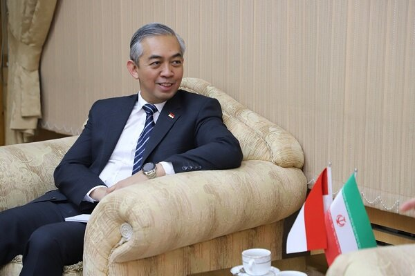 Indonesians enjoy full security in Iran: Indonesian amb.