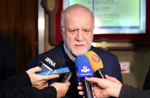 Zanganeh criticizes Turkey's lack of coop. on repairing joint gas pipeline