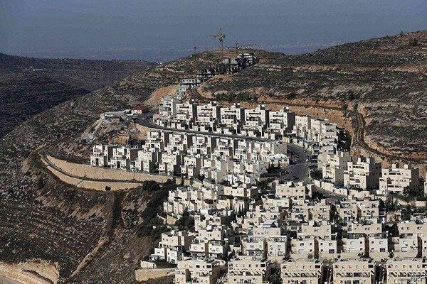 صهیونیستها هزاران واحد مسکونی برای شهرکنشینان احداث میکنند